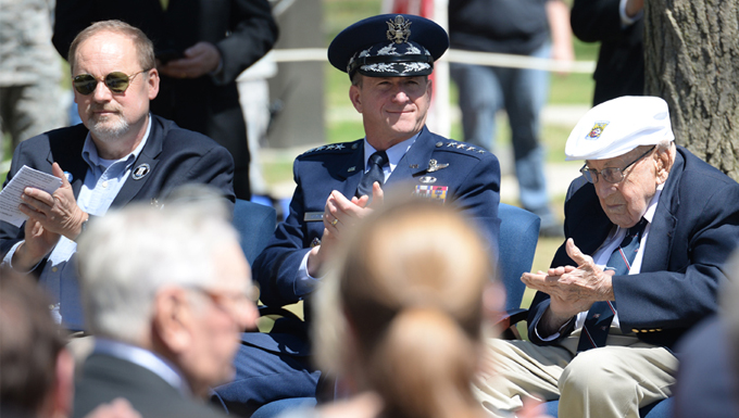 Wright-Patterson, NMUSAF pay tribute to Doolittle Raid 75th Anniversary