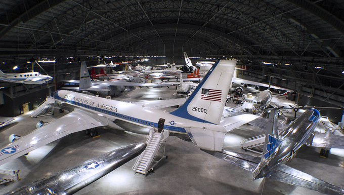 Museum's fourth building selected for Air Force Heritage Award