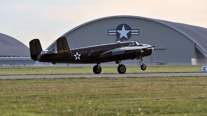 B-25 Mitchell bombers to highlight events