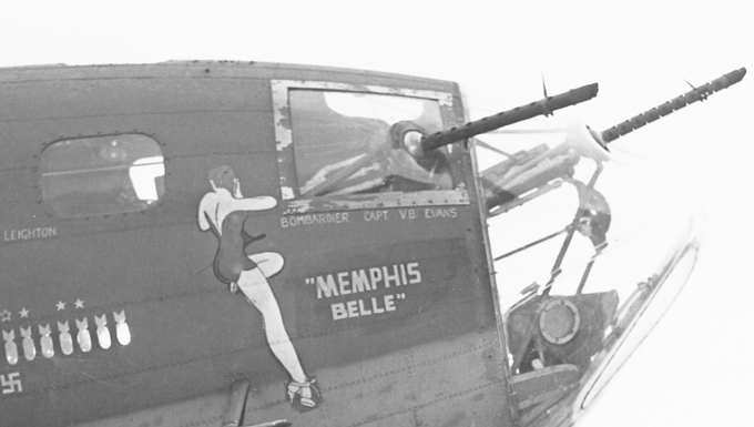 B-17F Memphis Belle™ to be placed on public display