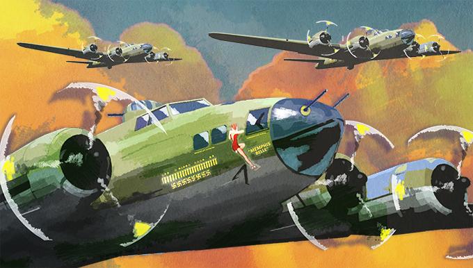 B-17F Memphis Belle™ Exhibit Opening Events