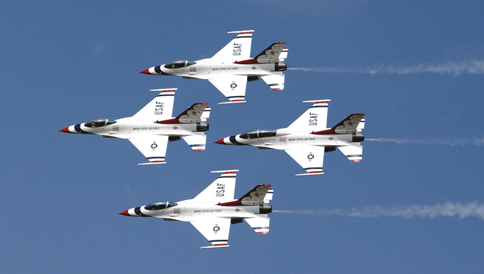 U.S. Air Force Thunderbirds to sign autographs at museum