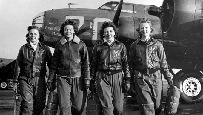 Celebrate Women's History Month at National Museum of the U.S. Air Force