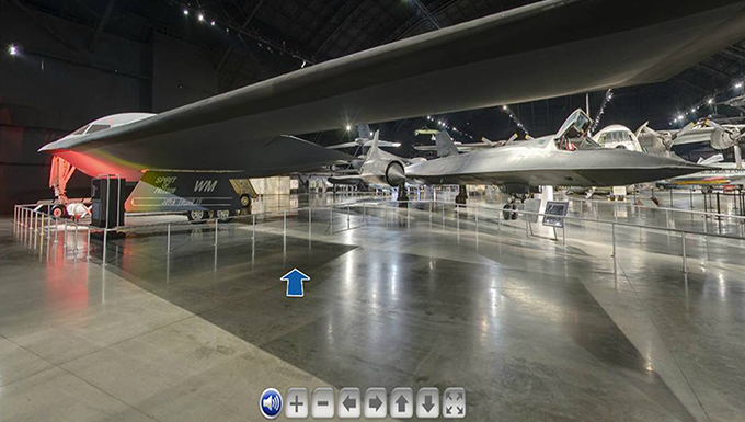 Virtual Tour of Cold War Gallery