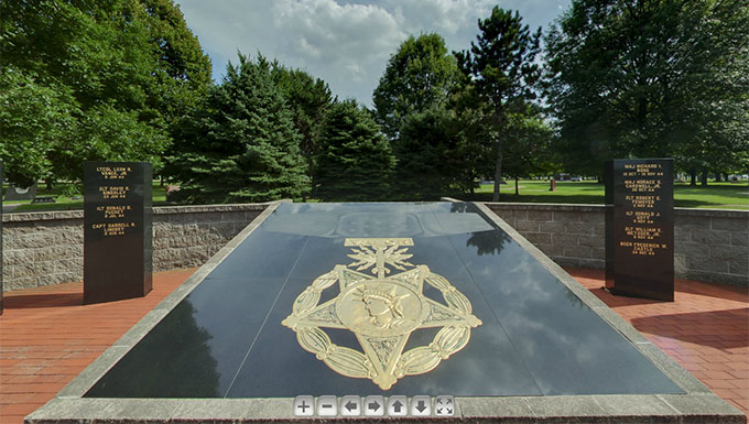 Virtual Tour of Memorial Park