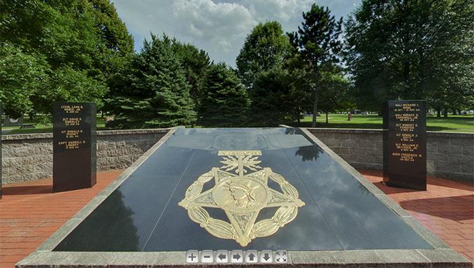 Virtual Tour of Memorial Park