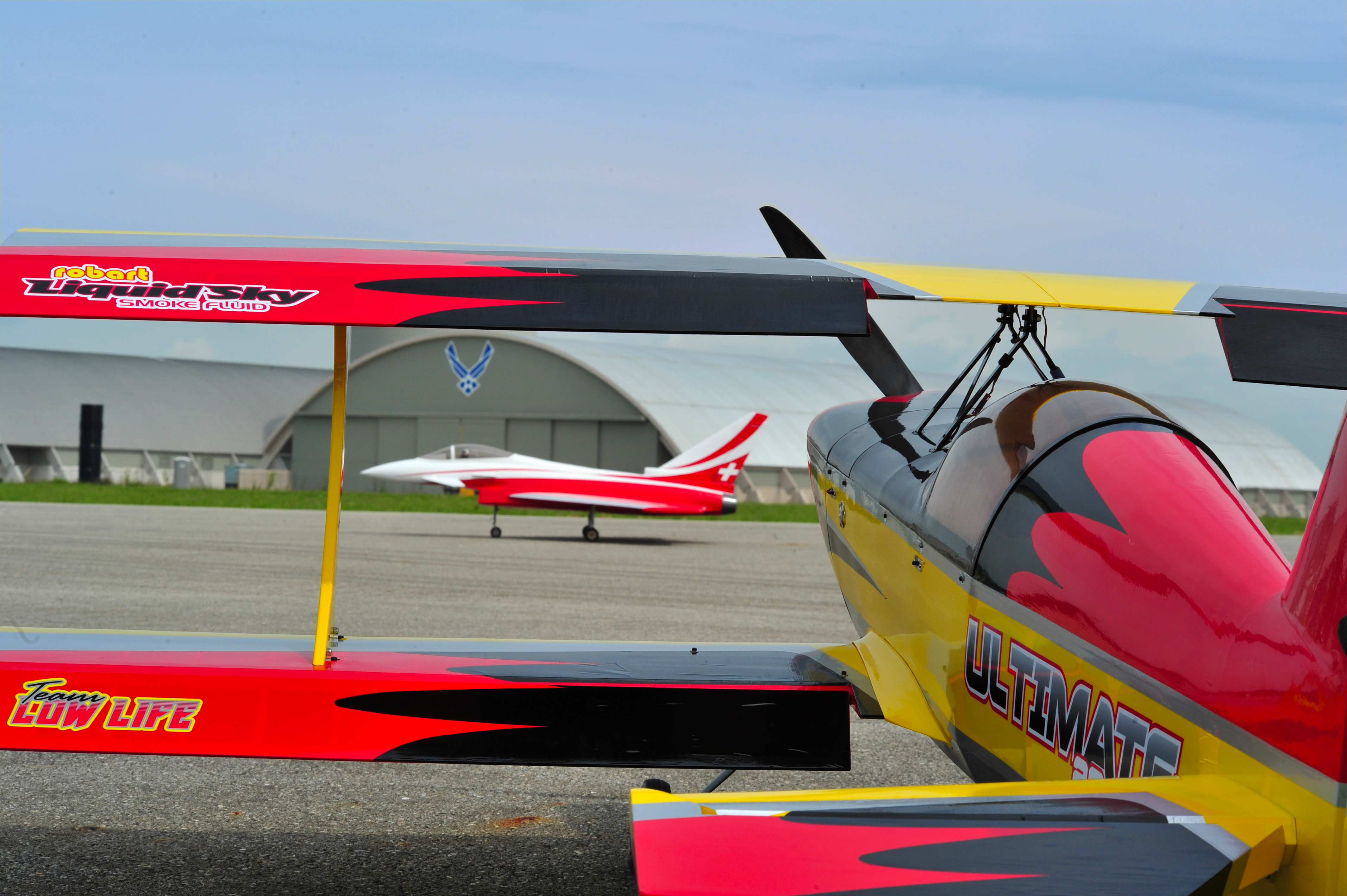 Outdoor Aviation Events