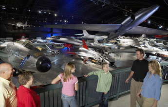 National Air Force Museum >> Hours And Admission