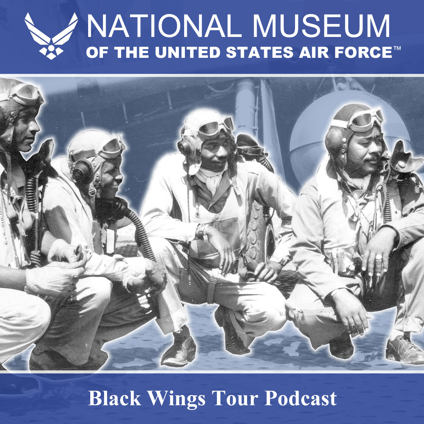 Subscribe to Black Wings Tour Podcast